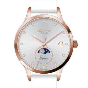 Atlantic Watches Elegance Moonphase Ladies Collection
