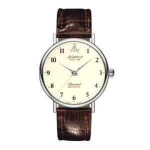 Atlantic Watches Seacrest Ladies Mechanical Cream