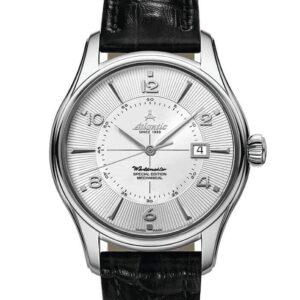 Atlantic Watches Worldmaster Mechanical Handwinding