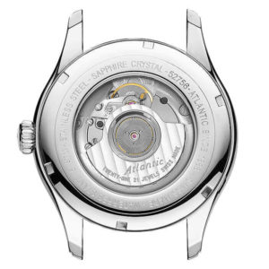 Atlantic Watches Worldmaster 1888 Automatic GMT