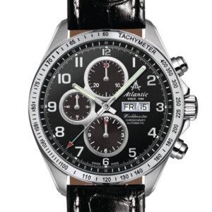 Atlantic Watches Worldmaster Chronograph Collection